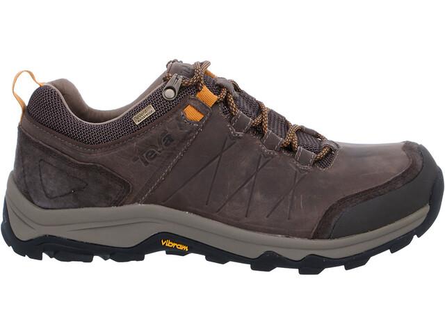 8eb92fda5f32 Teva Arrowood Riva WP Shoes Men brown at Addnature.co.uk